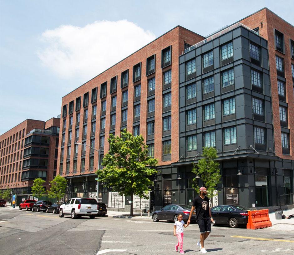 Greenpoint Apartments: L+M Development Partners Inc.