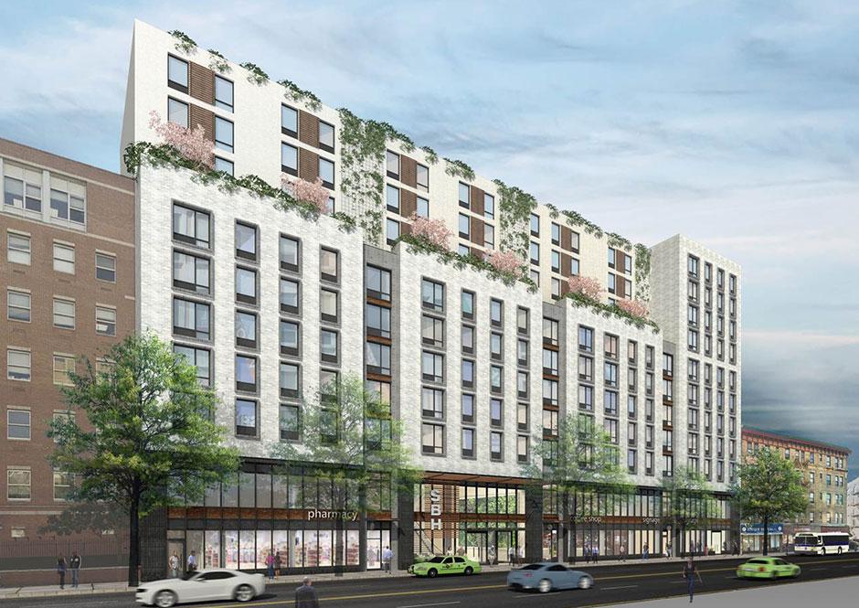 L M Development Partners Inc Real Estate Development Affordable Housing St Barnabas