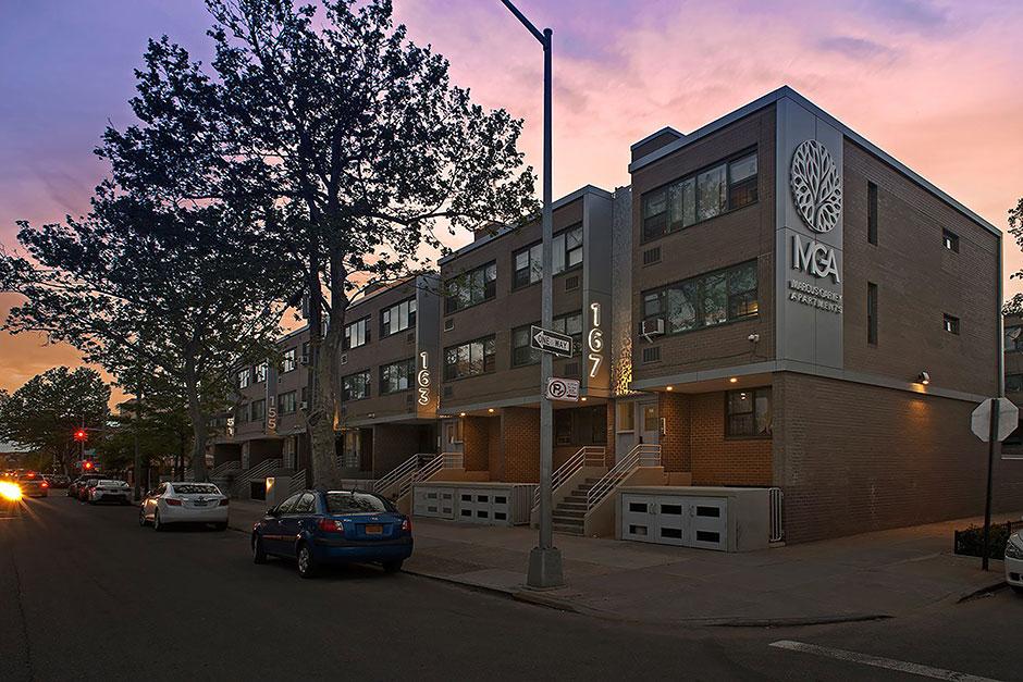 Marcus Garvey Apartments
